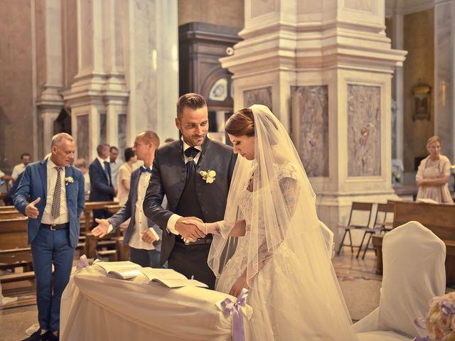 Il matrimonio di Fabio e Melissa a Palazzolo sull'Oglio, Brescia 131