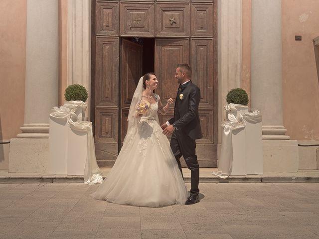 Il matrimonio di Fabio e Melissa a Palazzolo sull'Oglio, Brescia 132