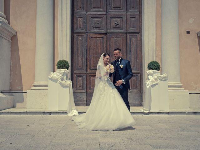 Il matrimonio di Fabio e Melissa a Palazzolo sull'Oglio, Brescia 133