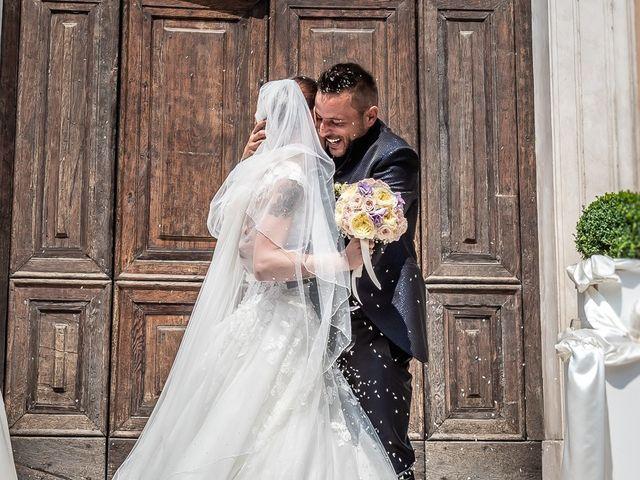 Il matrimonio di Fabio e Melissa a Palazzolo sull'Oglio, Brescia 134