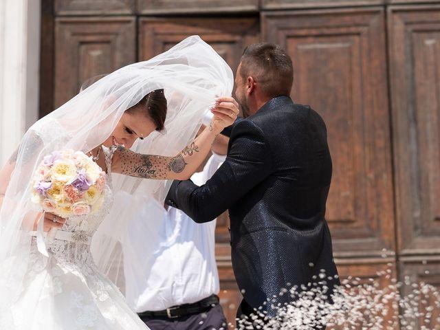 Il matrimonio di Fabio e Melissa a Palazzolo sull'Oglio, Brescia 135