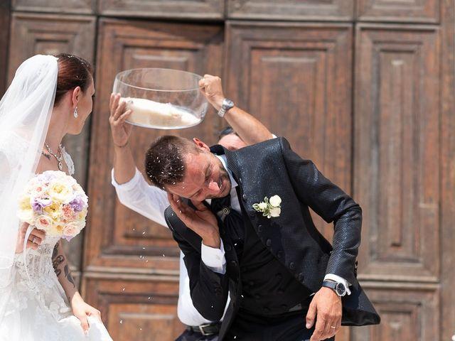 Il matrimonio di Fabio e Melissa a Palazzolo sull'Oglio, Brescia 136