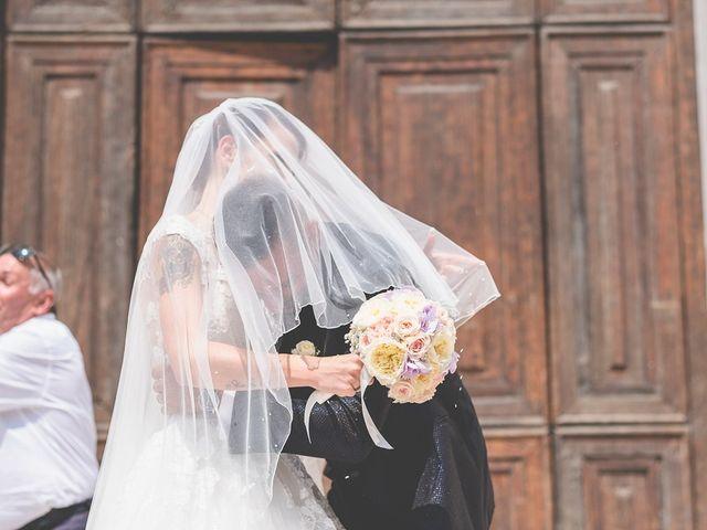 Il matrimonio di Fabio e Melissa a Palazzolo sull'Oglio, Brescia 137