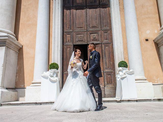 Il matrimonio di Fabio e Melissa a Palazzolo sull'Oglio, Brescia 140