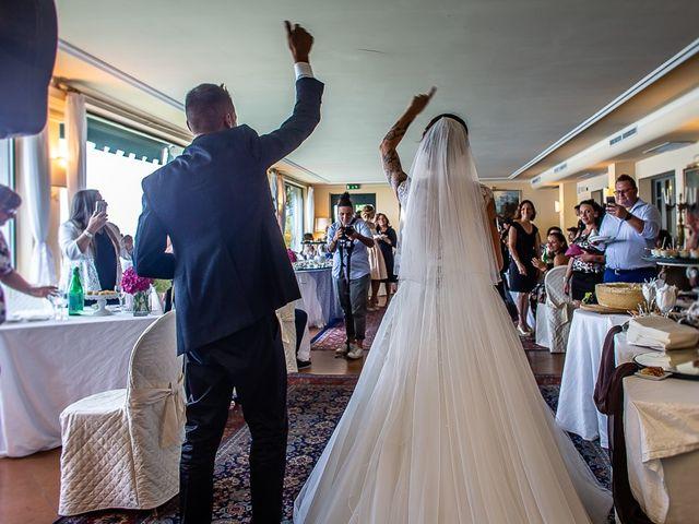 Il matrimonio di Fabio e Melissa a Palazzolo sull'Oglio, Brescia 146