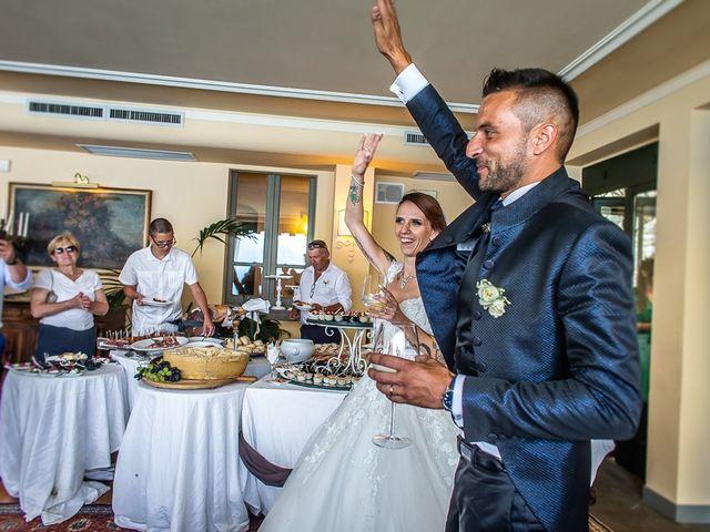 Il matrimonio di Fabio e Melissa a Palazzolo sull'Oglio, Brescia 147