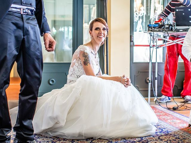 Il matrimonio di Fabio e Melissa a Palazzolo sull'Oglio, Brescia 151