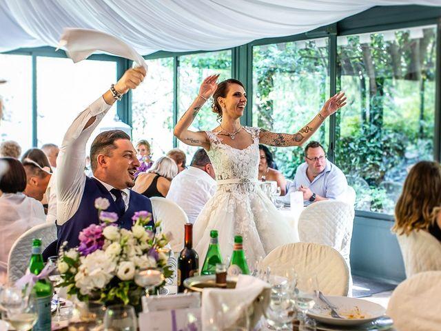 Il matrimonio di Fabio e Melissa a Palazzolo sull'Oglio, Brescia 153