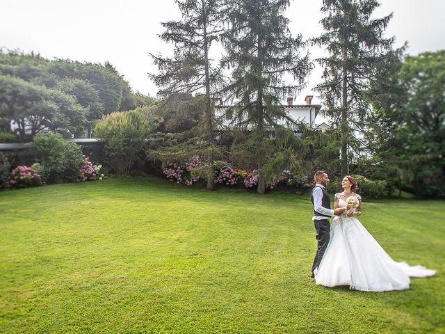 Il matrimonio di Fabio e Melissa a Palazzolo sull'Oglio, Brescia 154