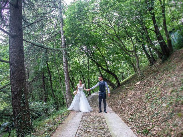Il matrimonio di Fabio e Melissa a Palazzolo sull'Oglio, Brescia 157