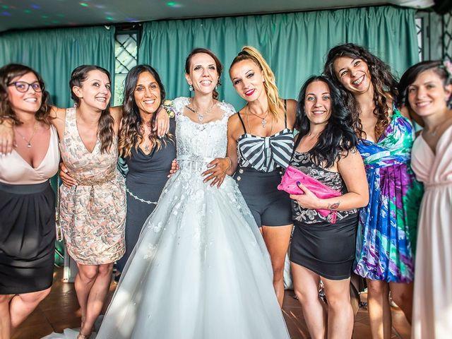 Il matrimonio di Fabio e Melissa a Palazzolo sull'Oglio, Brescia 163