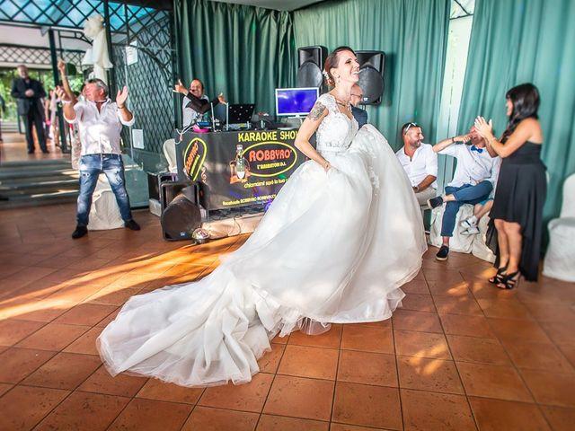 Il matrimonio di Fabio e Melissa a Palazzolo sull'Oglio, Brescia 164