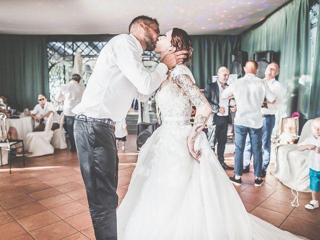 Il matrimonio di Fabio e Melissa a Palazzolo sull'Oglio, Brescia 165