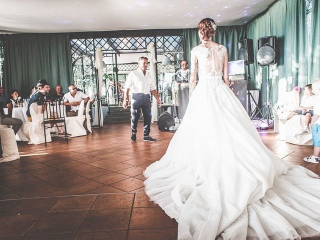 Il matrimonio di Fabio e Melissa a Palazzolo sull'Oglio, Brescia 210