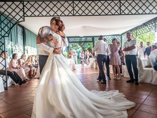 Il matrimonio di Fabio e Melissa a Palazzolo sull'Oglio, Brescia 212