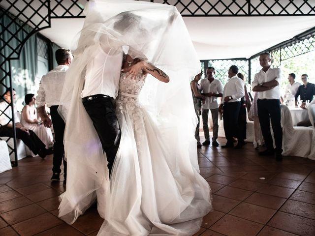 Il matrimonio di Fabio e Melissa a Palazzolo sull'Oglio, Brescia 213