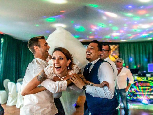 Il matrimonio di Fabio e Melissa a Palazzolo sull'Oglio, Brescia 220