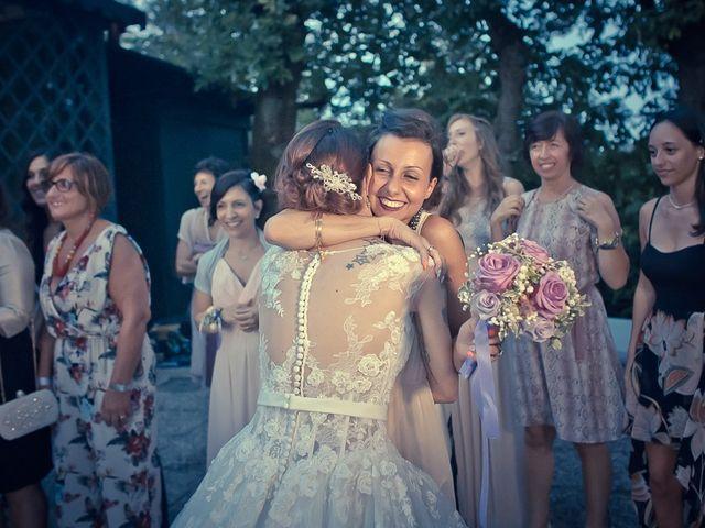 Il matrimonio di Fabio e Melissa a Palazzolo sull'Oglio, Brescia 168