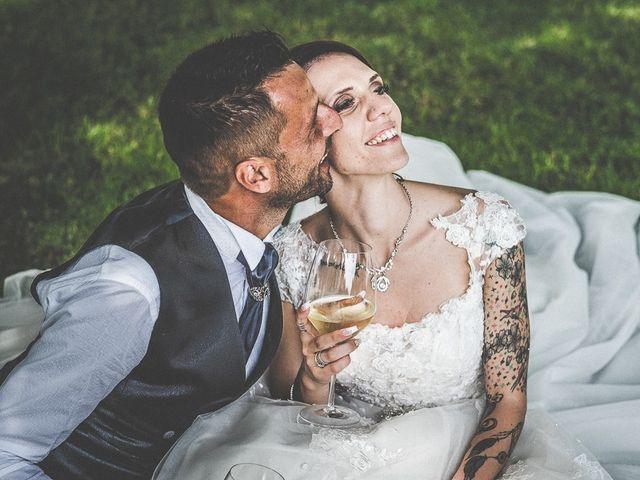 Il matrimonio di Fabio e Melissa a Palazzolo sull'Oglio, Brescia 171