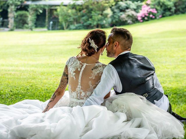 Il matrimonio di Fabio e Melissa a Palazzolo sull'Oglio, Brescia 172