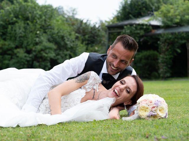 Il matrimonio di Fabio e Melissa a Palazzolo sull'Oglio, Brescia 174