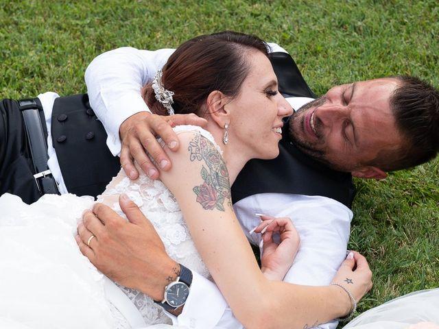 Il matrimonio di Fabio e Melissa a Palazzolo sull'Oglio, Brescia 175
