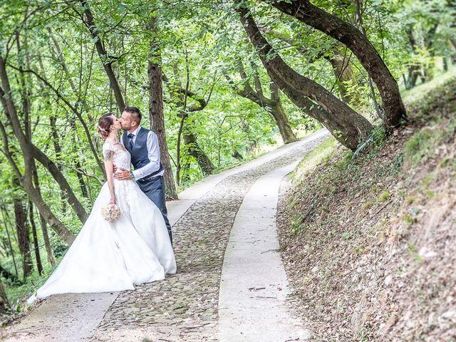 Il matrimonio di Fabio e Melissa a Palazzolo sull'Oglio, Brescia 176