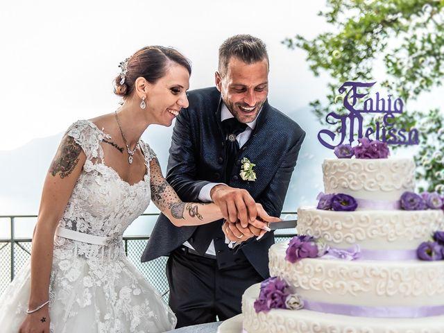 Il matrimonio di Fabio e Melissa a Palazzolo sull'Oglio, Brescia 181