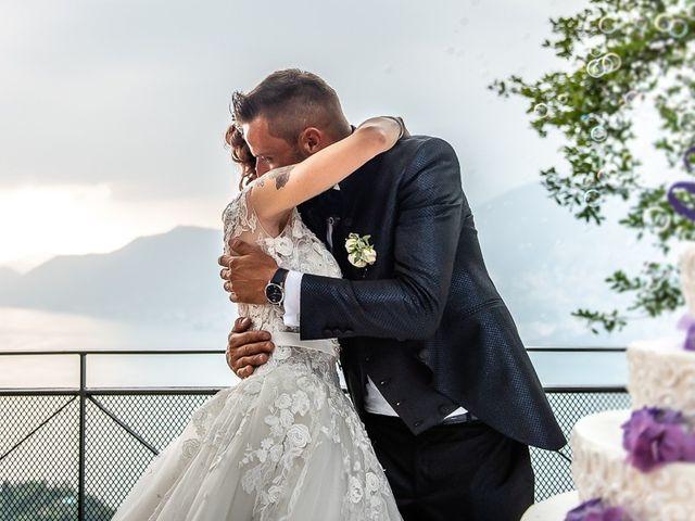 Il matrimonio di Fabio e Melissa a Palazzolo sull'Oglio, Brescia 182