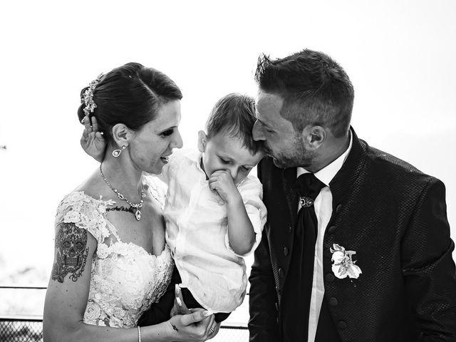 Il matrimonio di Fabio e Melissa a Palazzolo sull'Oglio, Brescia 183