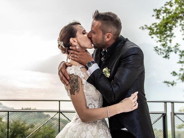 Il matrimonio di Fabio e Melissa a Palazzolo sull'Oglio, Brescia 184