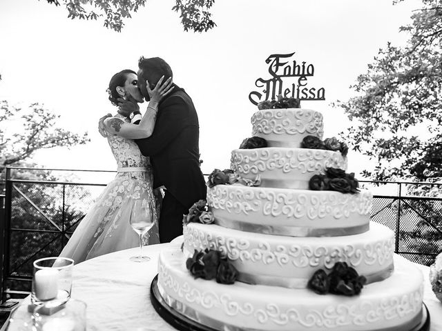 Il matrimonio di Fabio e Melissa a Palazzolo sull'Oglio, Brescia 185