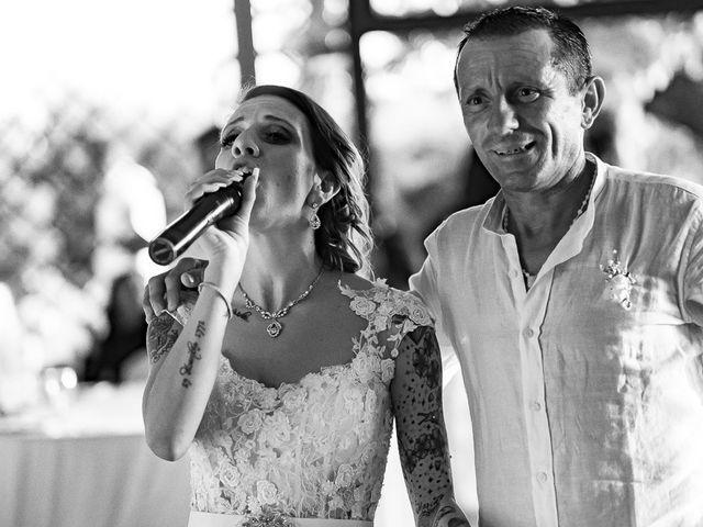Il matrimonio di Fabio e Melissa a Palazzolo sull'Oglio, Brescia 188