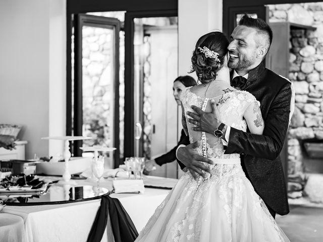 Il matrimonio di Fabio e Melissa a Palazzolo sull'Oglio, Brescia 192