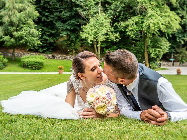 Il matrimonio di Fabio e Melissa a Palazzolo sull'Oglio, Brescia 197