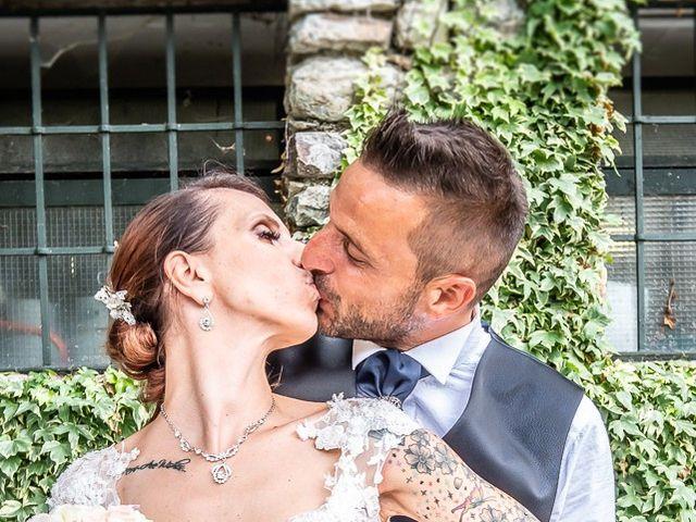 Il matrimonio di Fabio e Melissa a Palazzolo sull'Oglio, Brescia 2