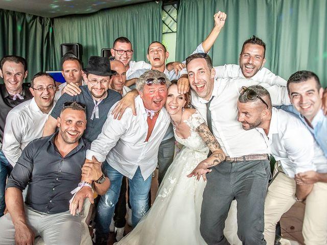 Il matrimonio di Fabio e Melissa a Palazzolo sull'Oglio, Brescia 199