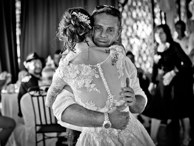 Il matrimonio di Fabio e Melissa a Palazzolo sull'Oglio, Brescia 223