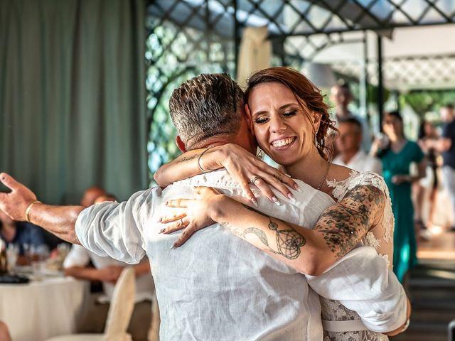 Il matrimonio di Fabio e Melissa a Palazzolo sull'Oglio, Brescia 225