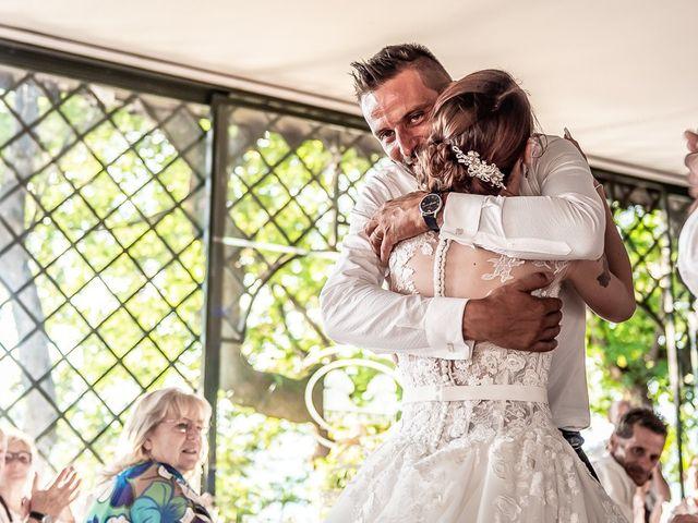 Il matrimonio di Fabio e Melissa a Palazzolo sull'Oglio, Brescia 203