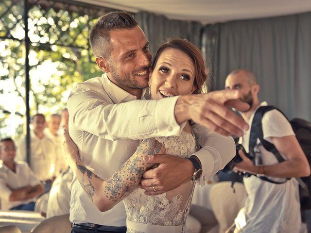 Il matrimonio di Fabio e Melissa a Palazzolo sull'Oglio, Brescia 226