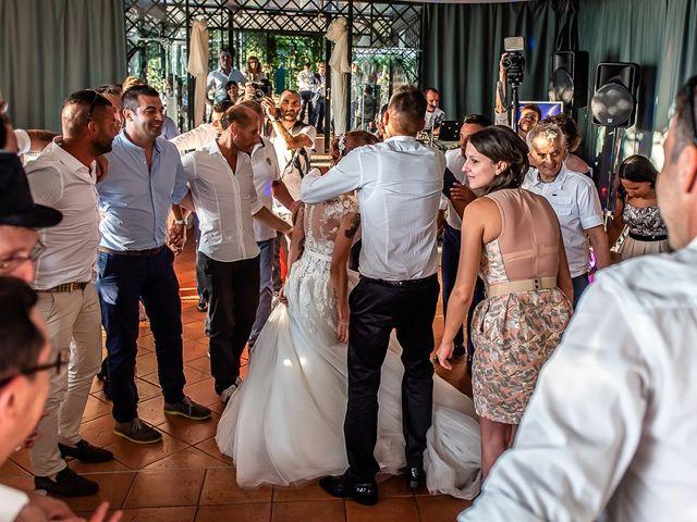 Il matrimonio di Fabio e Melissa a Palazzolo sull'Oglio, Brescia 204