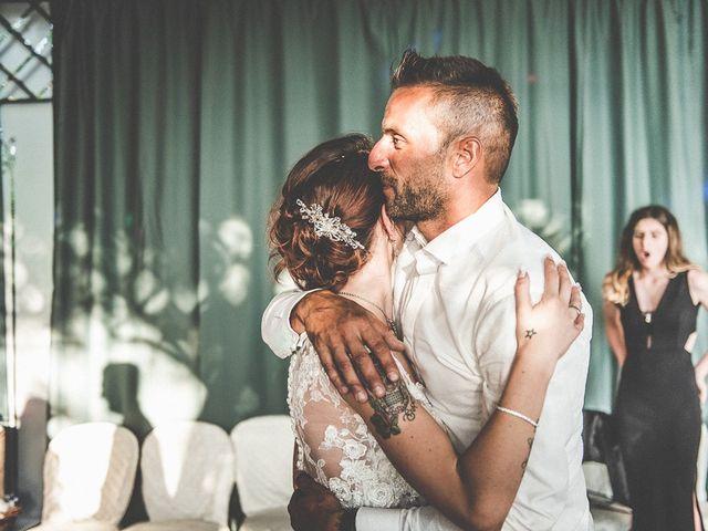 Il matrimonio di Fabio e Melissa a Palazzolo sull'Oglio, Brescia 205