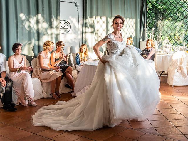 Il matrimonio di Fabio e Melissa a Palazzolo sull'Oglio, Brescia 209