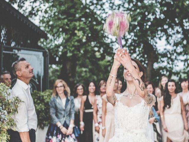 Il matrimonio di Fabio e Melissa a Palazzolo sull'Oglio, Brescia 206