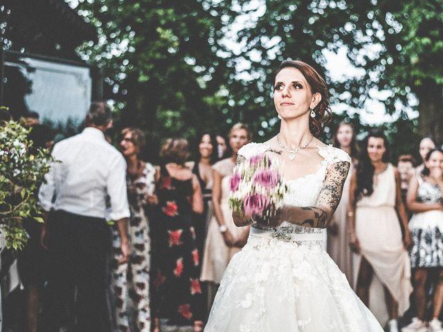 Il matrimonio di Fabio e Melissa a Palazzolo sull'Oglio, Brescia 166