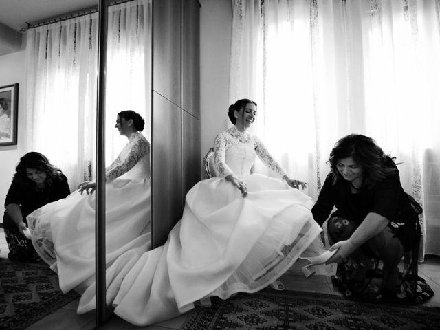 Il matrimonio di Carmine e Lisa a Montecchio Maggiore, Vicenza 5