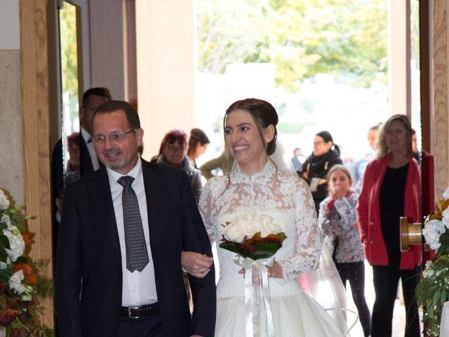 Il matrimonio di Carmine e Lisa a Montecchio Maggiore, Vicenza 25