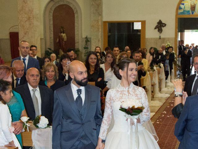 Il matrimonio di Carmine e Lisa a Montecchio Maggiore, Vicenza 30
