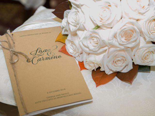 Il matrimonio di Carmine e Lisa a Montecchio Maggiore, Vicenza 42